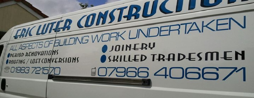 Vehicle Signage, House Name Plates, Signwriting, Full Island Coverage