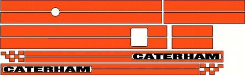 Caterham Full Car Kit