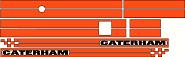 Caterham Car Graphics