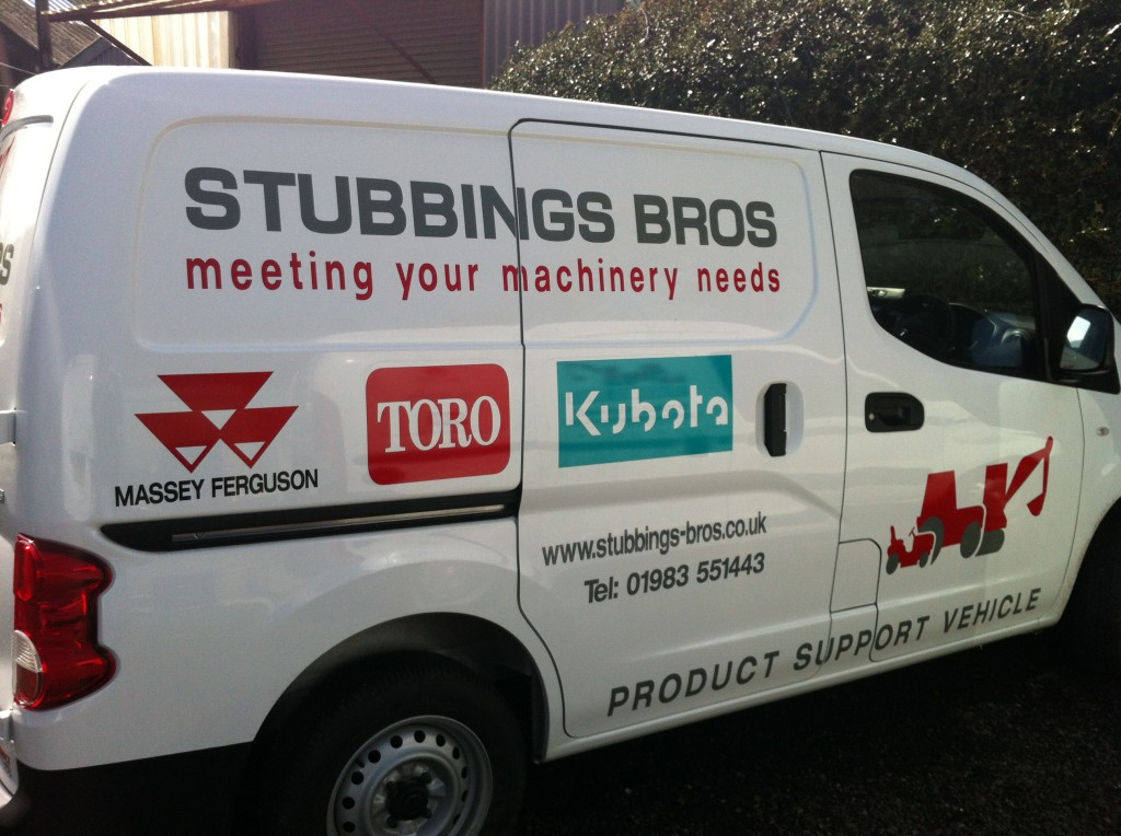 Van lettering