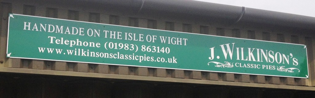 Isle of Wight signs