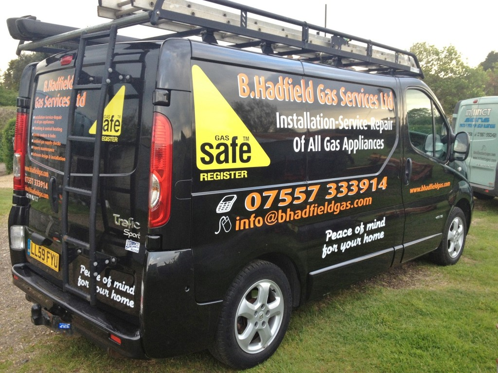 Van lettering & graphics