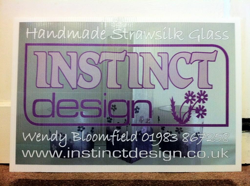 Instinct Design trade boaard