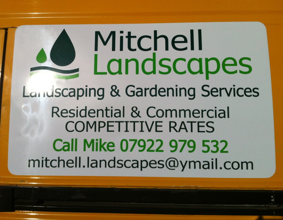 Mitchell Landscapes magnetics