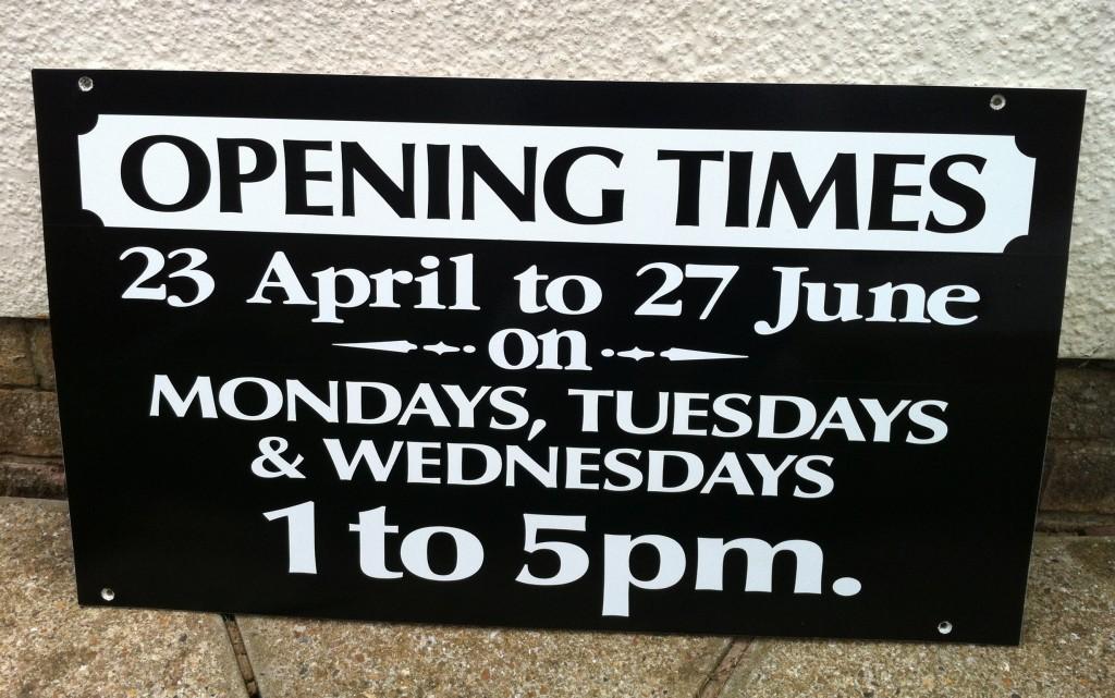 Nunwell opening
