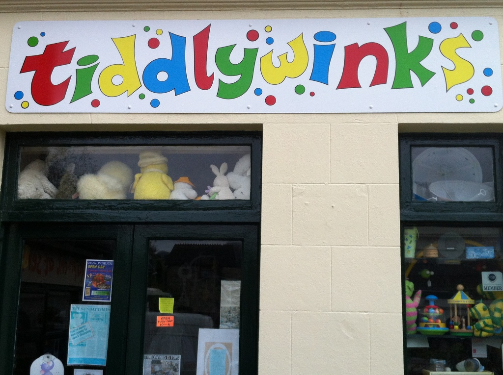 Tiddlywinks shop front 002