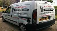 commercial vehicle and truck graphics